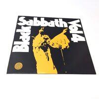 Black Sabbath Vol 4 2015 Vertigo / Sanctuary 180g Vinyl LP Swirl Gatefold EX/NM