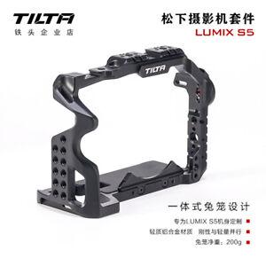 Tilta TA-T39 Full Camera Cage for Panasonic S5 Tiltaing