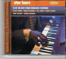 (FH977) After Hours - 18 Of The Best Piano Standards - 1997 CD