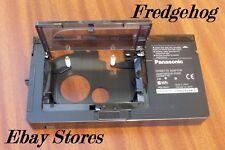 Reproducir sus cintas de Videocámara VHS-C en su video-Panasonic Vhs-c & SVHS-C Adaptador