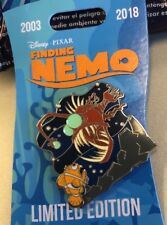 Disney Pin, Finding Nemo 15th Anniversary limited edition of 2000