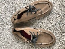 Mens American Eagle Suede Loafers - size 11