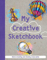 (Very Good)-My Creative Sketchbook: Where Dreaming and Drawing Cross Paths (Pape