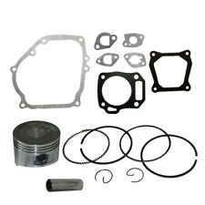 NEW FULL GASKET SET FOR 5.5HP FITS HONDA GX160 KIT PISTON KIT