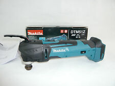 MAKITA 18V AKKU-MULTI-TOOL DTM51 DTM51Z Multifunktionswerkzeug nachf. BTM DTM 50