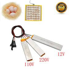 Heating Incubator Heater Element Plate For Egg Incubator Accessory 110V 220V 12V
