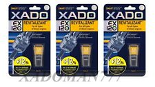XADO EX120 Revitalizant for Diesel engine 9 ml set 3 pqs
