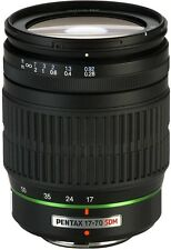 Pentax SMCP-DA 17 - 70mm f/4 AL (IF) SDM AF Lens For Digital SLR Cameras, London