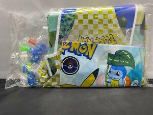 Pokemon Birthday Party Supplies Variety Pack NEW 189