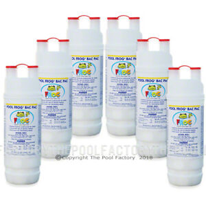 6 Pack - POOL FROG Replacement Cartridge