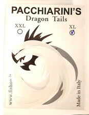 Paolo pacchiarini/'s Dragon Tails XL HOLO BLACK 4 pièces Dragon Tails XL