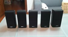 Diffusori BOSE ACOUSTIMASS 5 7 10 15 II III IV & LIFESTYLE Casse Cube Speakers