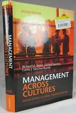 Management Across Cultures, Developing Global Competencies by Steers, Nardon