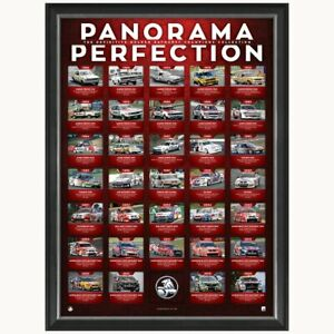 Holden Panorama Perfection Bathurst Official Limited Edition Print Framed