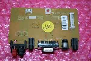 Panasonic - TXNHX11WER, TNPA5452, TH-60PF30ER, TH60PF30ER, Analógico De PCB