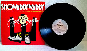 SHOWADDYWADDY CREPES & DRAPES 1979 Rock n Roll VINYL RECORD ALBUM ARTV 3 EX-/EX