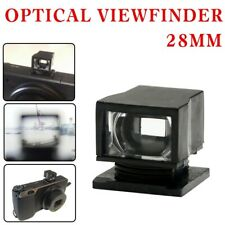 For 28mm Optical Viewfinder Ricoh GV-1 GR GR II Fuji X-M1/X-A2 Sigma DP1m/DP1q