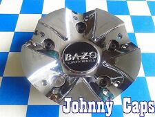 BAZO Wheels [84] Chrome Center Caps # C513501CAP-B501 Custom Wheel Hub Cap (1)