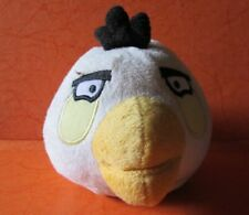"""Angry Birds Yellow Rovio 4"""" with sound  Plush Doll Toy"""