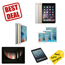 Apple iPad 2/3/4,Mini 1/2/3/4,Air 1/2 WiFi + 4G Sprint,AT&T-Mobile,Verizon
