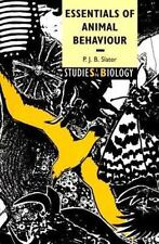 Essentials of Animal Behaviour (Studies in Biology)
