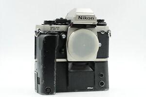 Nikon F3/T HP SLR Film Camera Body Champagne F3THP #144