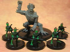 Dungeons & Dragons Miniatures Lot  Dark Forest Thorn Verdant Reaver !!  s95