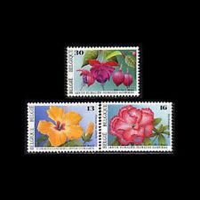 Belgium, Sc #1573-75, MNH, 1995, Flowers, Flora, FL88F