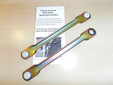 Toyota Avensis 2002-2009 Tringlerie d'essuie-glace Moteur Lien Set.2/4 jour Free