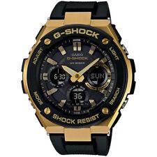 GSTS100G-1A Casio Men's  'G-Shock' Analog-Digital Black Resin Watch