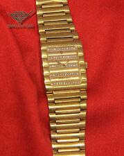 Concord Vintage 18k Yellow Gold & Diamond Quartz 19mm Ladies Watch Box/Papers