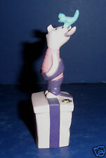 Enesco Winnie the Pooh Figurine- Piglet #5 - New in Box-  RETIRED- #1027686