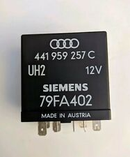Relais 343 Siemens 441959257C Audi original
