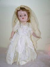Vintage Bride Doll Sweet Sue