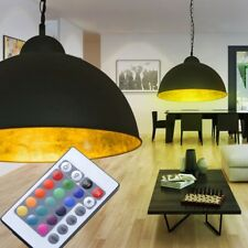 LED Hanging Lamp Ceiling Light RGB Colour Mounting 100 cm Kitchen Dimmable