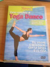 FITNESS SPORT DVD CORSO COMPLETO DI YOGA DANCE