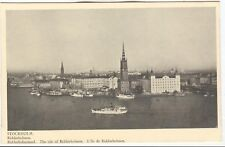 Sweden Olympische Spiele Olympic Games 1912 Olympic postcard nr.31