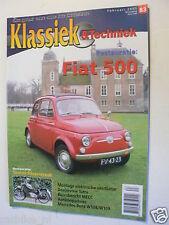 KET-083,FIAT 500,TOMOS SILVERSTREAK,MERCEDES-BANZ MB W108/109,TATRA V8,SCANIA-VA
