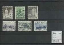 Nederland Postfris 1950 MNH 550-555 - Zomerzegels
