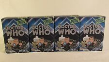 Doctor Who Titans The Fantastic Collection Blind Box Vinyl Figure LOT OF 4