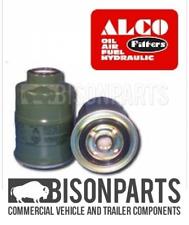*FITS ISUZU N75.150 (2006 ONWARDS) ALCO FUEL FILTER (140x91MM) SP-970