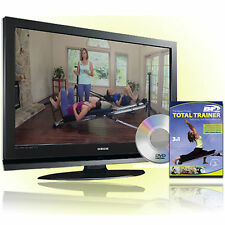Bayou Fitness Total Trainer DVD featuring the Barry Method