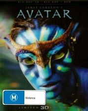 Avatar (Blu-ray, 2012, 2-Disc Set)