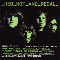 MOJO Red Hot & Regal 14-trk CD NEW Kings Of Leon Dan Auerbach Jason Lytle Clinic
