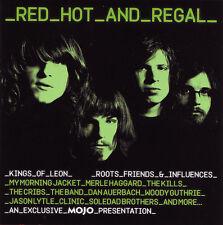 MOJO Red Hot & Regal 14-trk CD NEW Kings Of Leon Dan Auerbach Jason Lytle Clinic