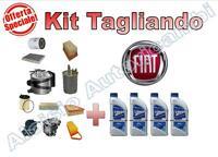 KIT TAGLIANDO  FIAT PUNTO (176) 55/60 1.1/1.2 dal 1993 - OLIO ERG 10W40 + FILTRI