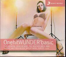 3 CD Sarah McLachlan, Johnny Logan, Tina Rainford `One Hit Wunder Basic` Neu/OVP