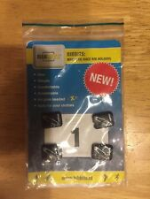 Bibbits Magnetic Race Number Securing System Running,Cycling New