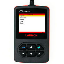 Launch X431 CReader V+ OBD2 CAN Auto Engine Fault Code Reader Diagnostic Tool