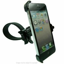 Supports de GPS noirs iPhone 5s pour téléphone mobile et PDA